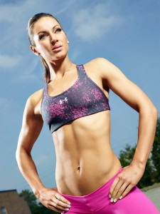 Jennifer Van Barneveld-Pe, owner of JVB Fitness and Nutrition